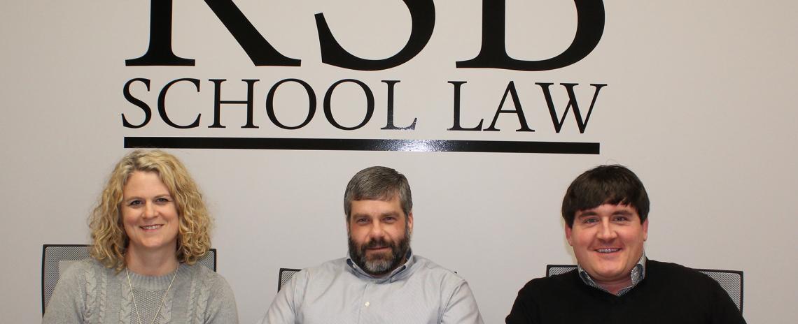 New School Law Trio Of Lincoln Lawyers Stand In The Corner Nebraskas Public Schools